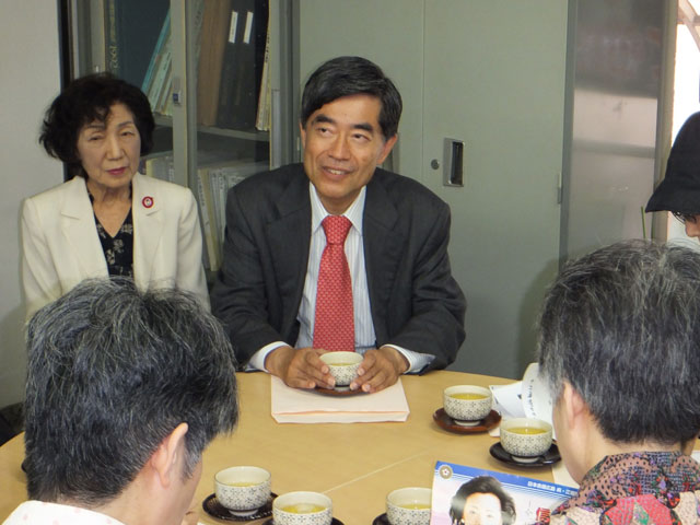 Minoru Terada salary